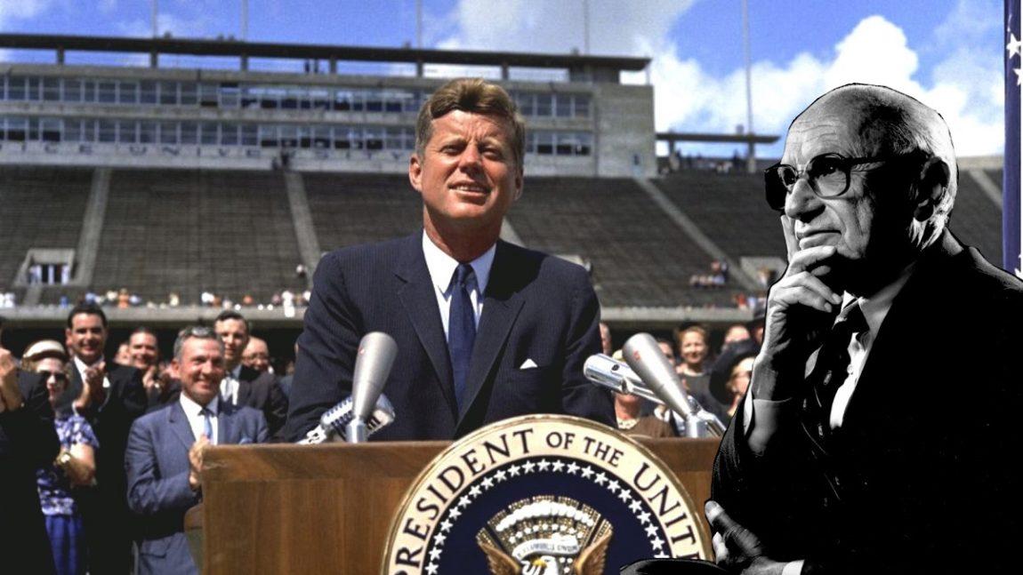 JFK e il paternalismo dietro il suo celebre slogan