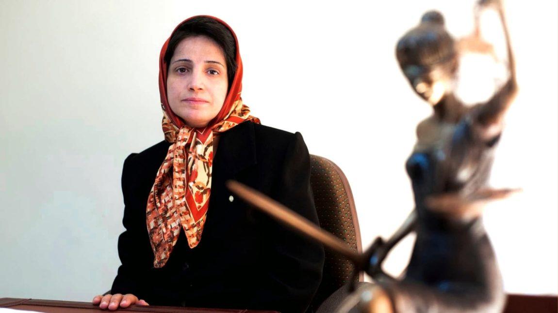 Nasrin Sotoudeh e la libertà vietata
