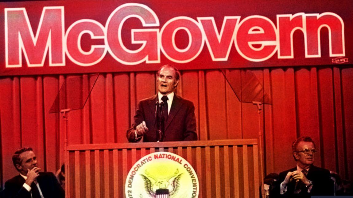 Presidenziali, ai democratici non serve un nuovo George McGovern