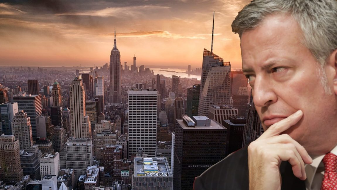 Tasse e spesa pubblica, New York a rischio bancarotta