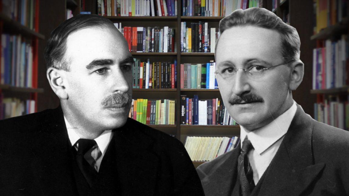 """""""Keynes, una vita a sfidare Hayek"""""""