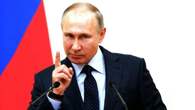 La politica estera ineffabile di Putin