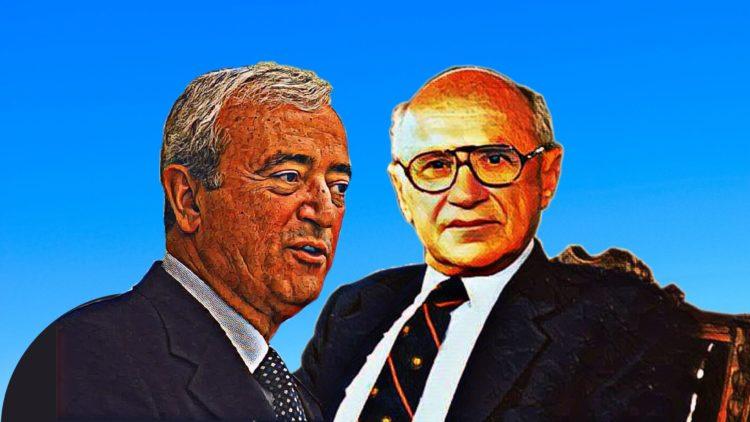 Quando Antonio Martino incontrò Milton Friedman