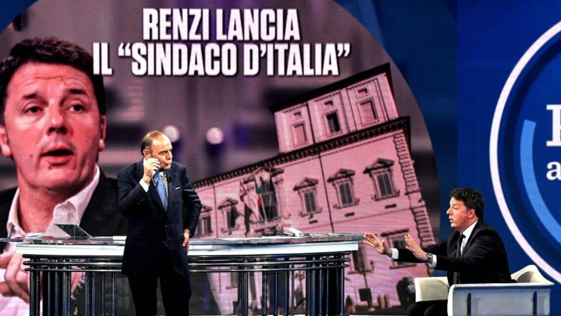 Perché la proposta del Sindaco d'Italia non verrà mai realizzata