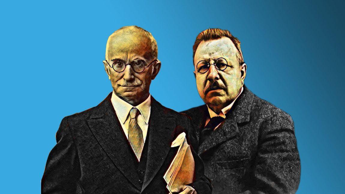 Einaudi e Croce i due volti del liberalismo