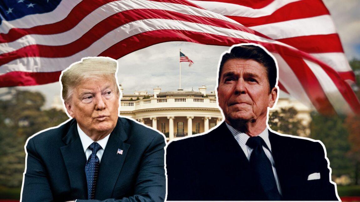 Reagan non era Trump