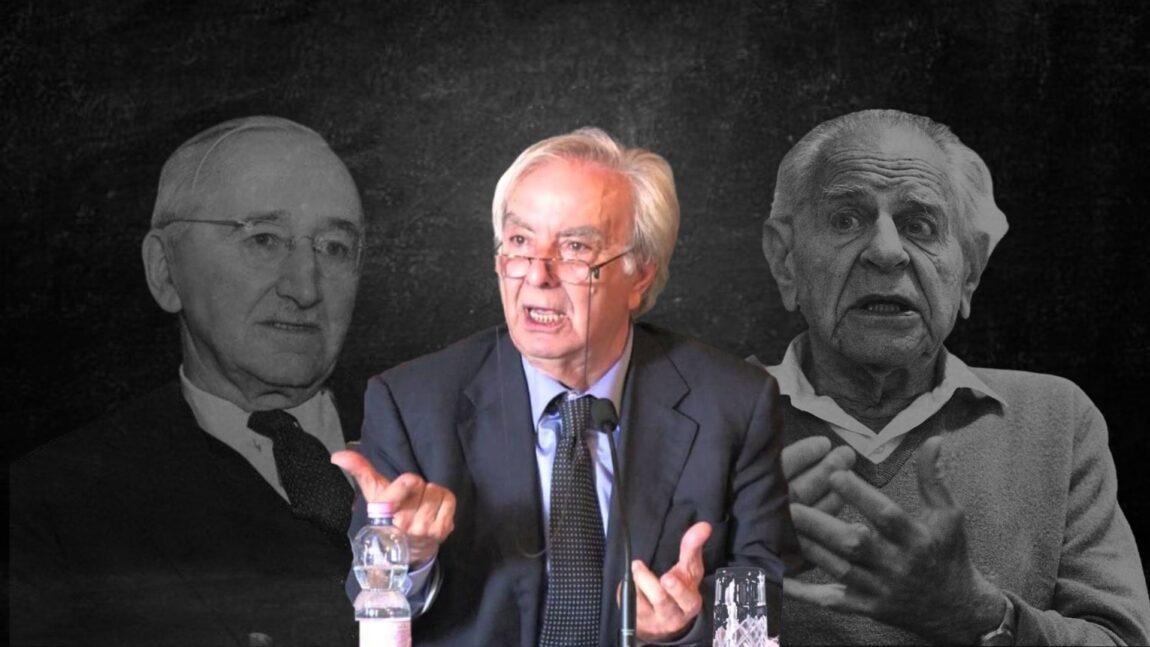 """Antiseri: """"In Italia i liberali sono una minoranza"""""""